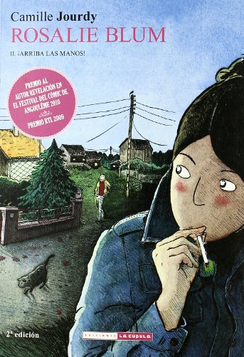 9788478338894: Rosalie Blum 2: Arriba las manos / Hands Up! (Spanish Edition)