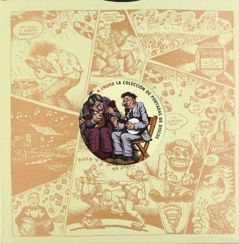 9788478339457: Crumb: La colección de portadas de discos