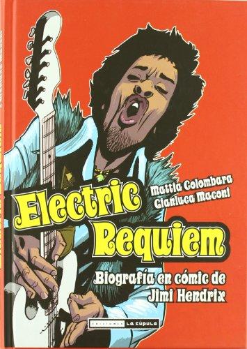 9788478339532: Electric requiem: biografia en comic de Jimmi Hendrix