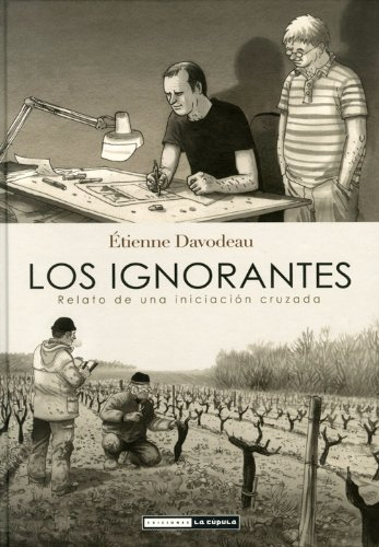 9788478339754: Los ignorantes (Novela gráfica)