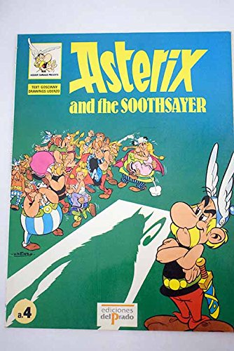 9788478380169: Asterix and the soothsayer