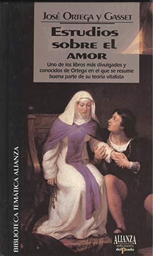 9788478384204: Estudios sobre el amor