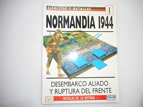 9788478384730: Normandia 1994