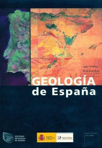 9788478405466: Geología de España (Geología y Geofísica)