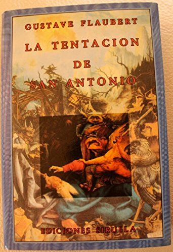 9788478440009: Las tentaciones de san Antonio