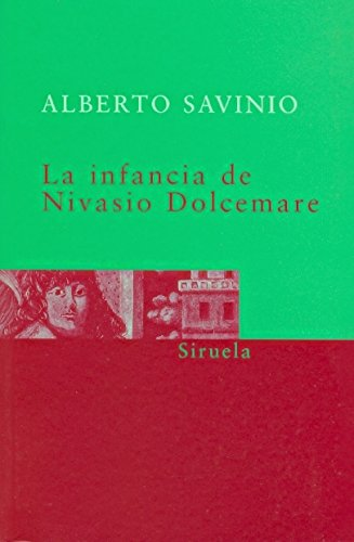 9788478440245: La Infancia de Nivasio Dolcemare (Spanish Edition)