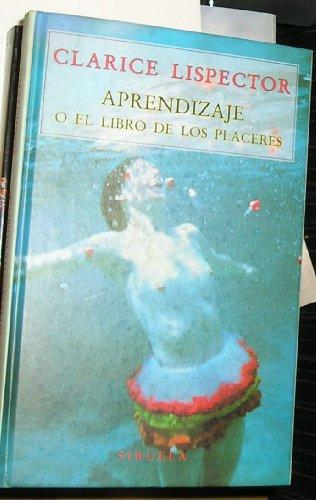 9788478440269: Aprendizaje o el libro de los placeres (Ciclo A)