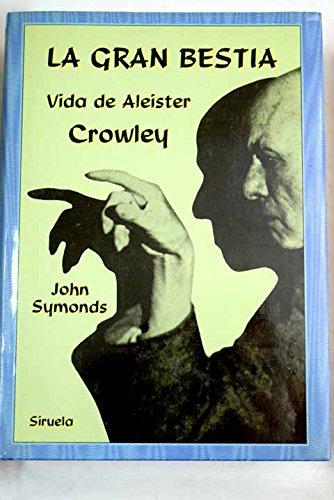 9788478440344: Gran bestia vida crowley