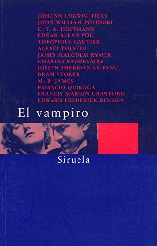 9788478440948: El vampiro (Siruela/Bolsillo)