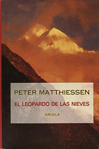 9788478441310: Leopardo de las Nieves, el