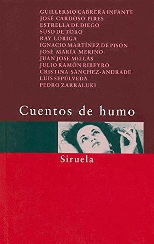 Cuentos de humo: Cabrera Infante, Guillermo/Cardoso