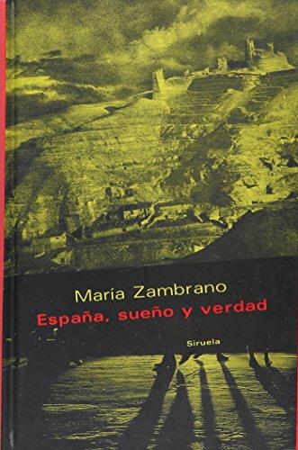 9788478442164: España, sueño y verdad