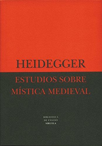 9788478443505: Estudios sobre mística medieval (Biblioteca de Ensayo / Serie mayor)