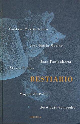 9788478443635: Bestiario/ Bestiary (Libros Del Tiempo) (Spanish Edition)