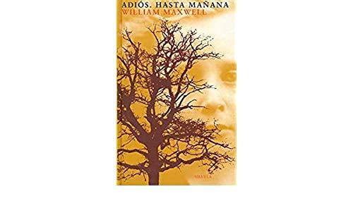 9788478443857: Adios - Hasta Manana