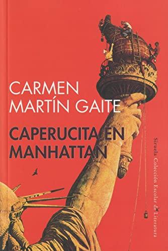 9788478444069: Caperucita en Manhattan (Escolar De Literatura/ School Literature) (Spanish Edition)