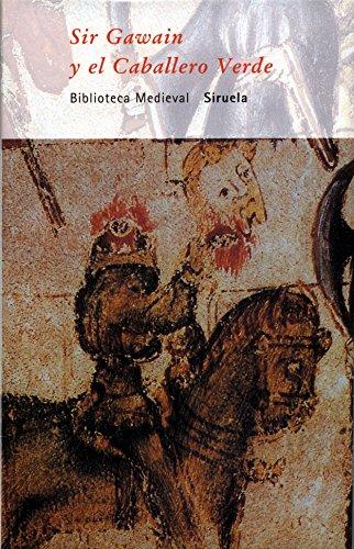 9788478445738: Sir Gawain y el Caballero Verde (Biblioteca Medieval)