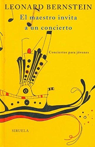 9788478446421: El maestro invita a un concierto/ The Maestro Invites a Concert (Spanish Edition)