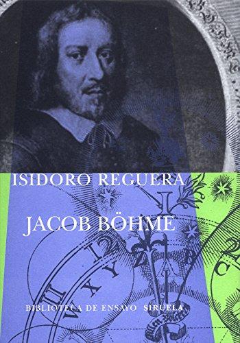 JACOB BOHME: REGUERA, ISIDORO