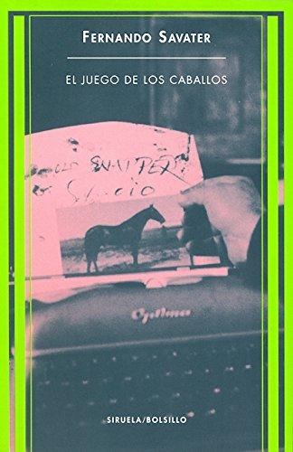 9788478446841: El juego de los caballos (Siruela/Bolsillo)