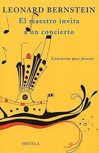 9788478447015: El maestro invita a un concierto (Spanish Edition)