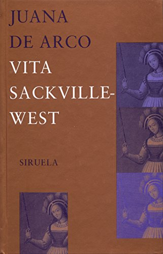 Juana de Arco/ Joan of Arc: West, Vita Sackville