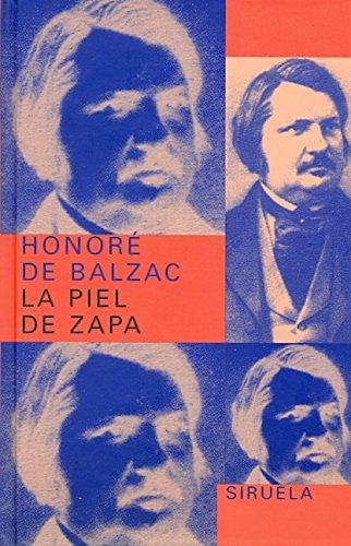 9788478447435: La piel de zapa/ The Magic Skin (Libros Del Tiempo) (Spanish Edition)