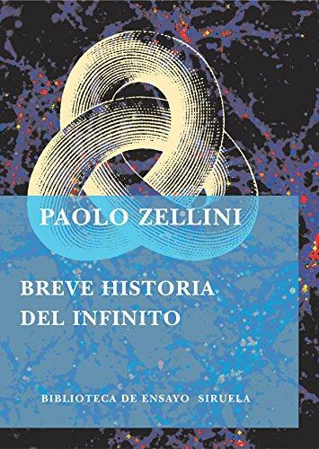 Breve historia del infinito/ Brief History of the Infinite (Spanish Edition): Paolo Zellini