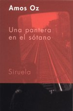 9788478447718: Una pantera en el sotano / A Panther in the Basement (Spanish Edition)