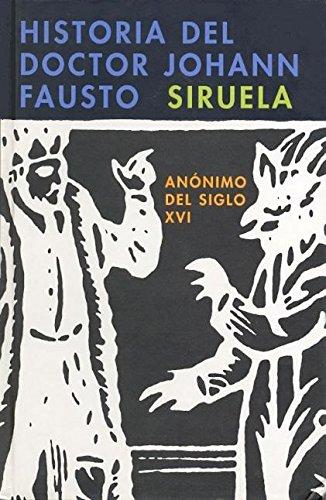 Historia del Doctor Johann Fausto: Anónimo