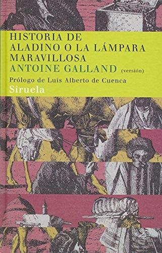 9788478448913: Historia de Aladino o la lampara maravillosa/ Story of Aladdin and the wonderful lamp (Libros Del Tiempo) (Spanish Edition)