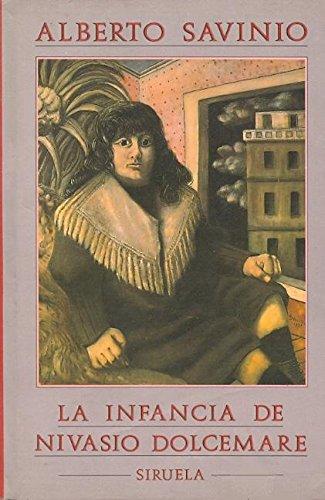 9788478449101: La infancia de Nivasio Dolcemare (Siruela/Bolsillo)