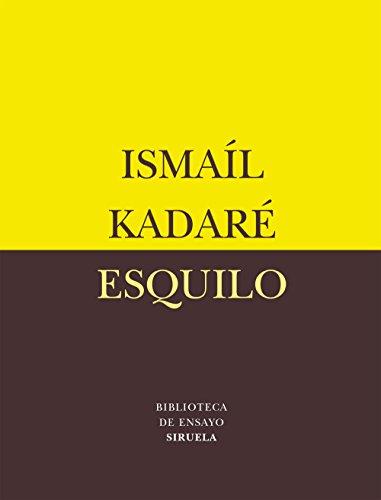 9788478449484: Esquilo: El gran perdedor: 30 (Biblioteca de Ensayo / Serie menor)