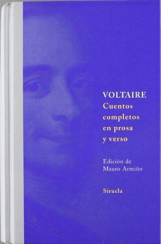 9788478449934: Cuentos completos en prosa y en verso (Spanish Edition)