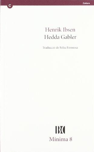 9788478450268: Hedda Gabler (Mínima)