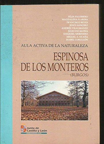 9788478465125: Aula Activa De La Naturaleza De Espinosa De Los Monteros