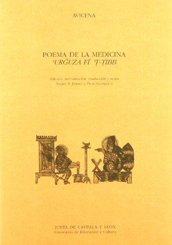 """POEMA DE LA MEDICINA """"URGUZA FI ^T-TIBB"""". EDICION, INTRODUCCION Y NOTAS N. S. JABARY Y P...."""