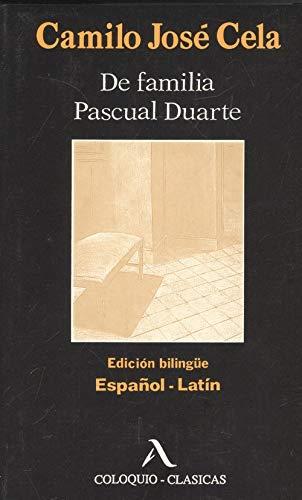 9788478610020: De Familia Pascual Duarte