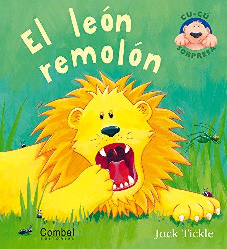 9788478641703: El león remolón (Cu-cú sorpresa)