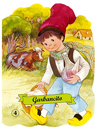 Garbancito (Troquelados clásicos series) (Spanish Edition)