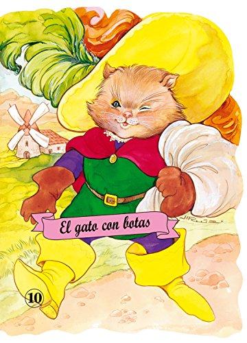 9788478642809: El gato con botas (Troquelados clásicos)