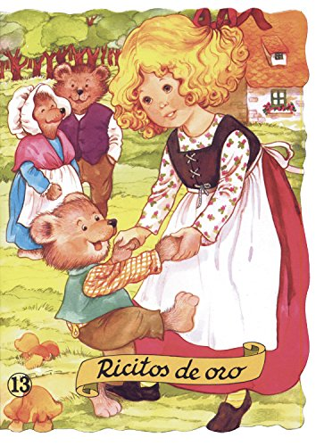 9788478643240: Ricitos de oro (Troquelados clásicos series) (Spanish Edition)