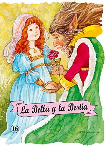 9788478643271: La Bella y la Bestia (Troquelados clásicos)