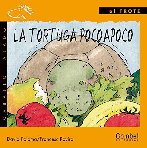 9788478644124: La tortuga pocoapoco (Caballo alado)
