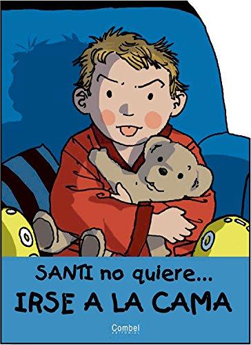 Santi no quiere irse a la cama: Jaume Carrera, Jordi