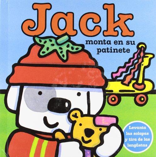 9788478646036: Jack monta en su patinete