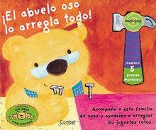 9788478647040: El abuelo oso lo arregla todo (Busy Bears series) (Spanish Edition)