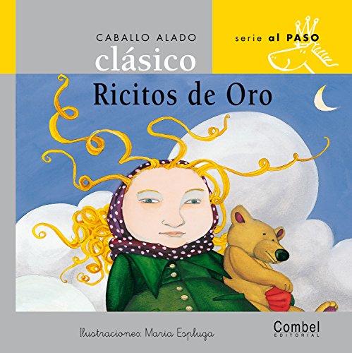 9788478648580: C.ALADO.CL07(C) AL PASO. RICITOS DE ORO (LETRA MANUSCRITA)