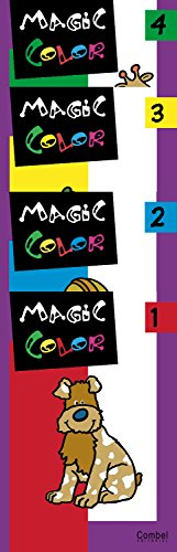 9788478649068: Magic color (Libros y álbumes para pintar)