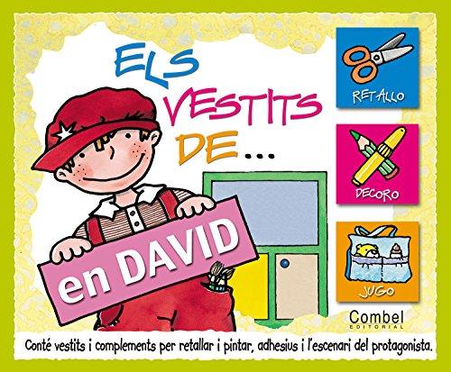 9788478649389: Els vestits d'en David
